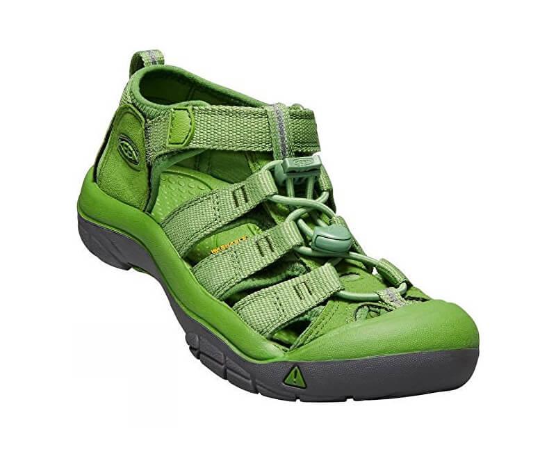da4e64aeffab KEEN Junior sandály Kids Newport H2 Rainbow Pack Fluorite Green ...