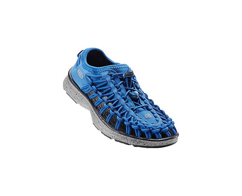 KEEN Junior sandale Uneek 02 True Blue/Neutral Grey