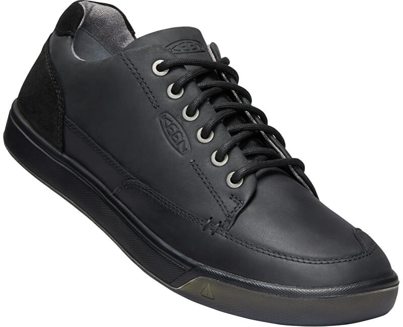 KEEN Pánské boty Glenhaven Sneaker Black