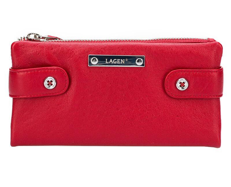 Lagen Dámská peněženka 958 Red