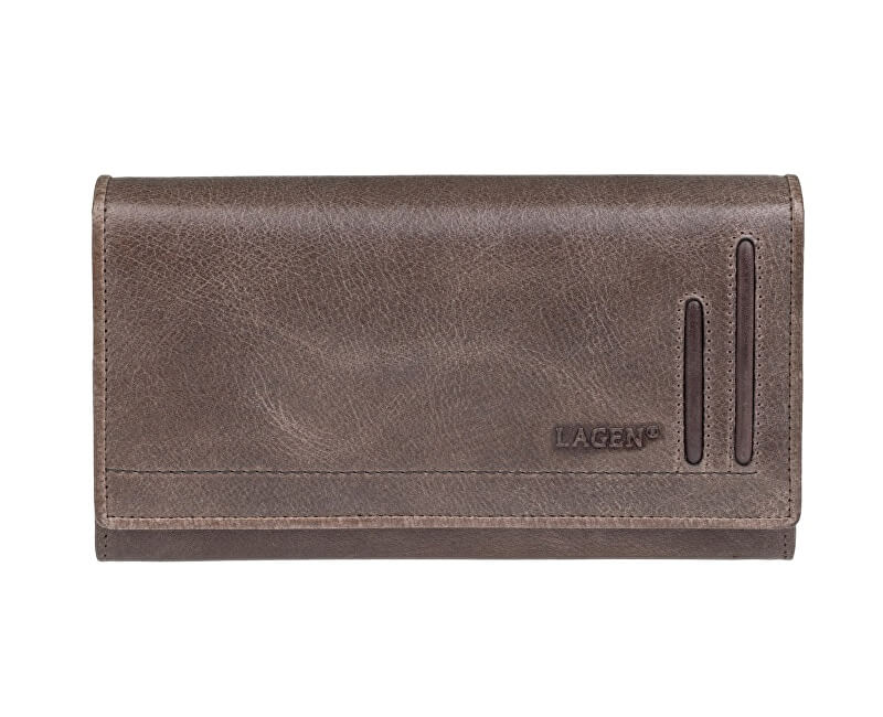 c6dd47cbf0 Lagen Dámska kožená peňaženka C   C 10183 Doprava ZDARMA