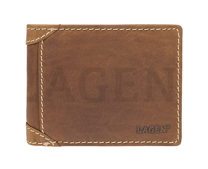 Lagen Pánská peněženka 511461 TAN