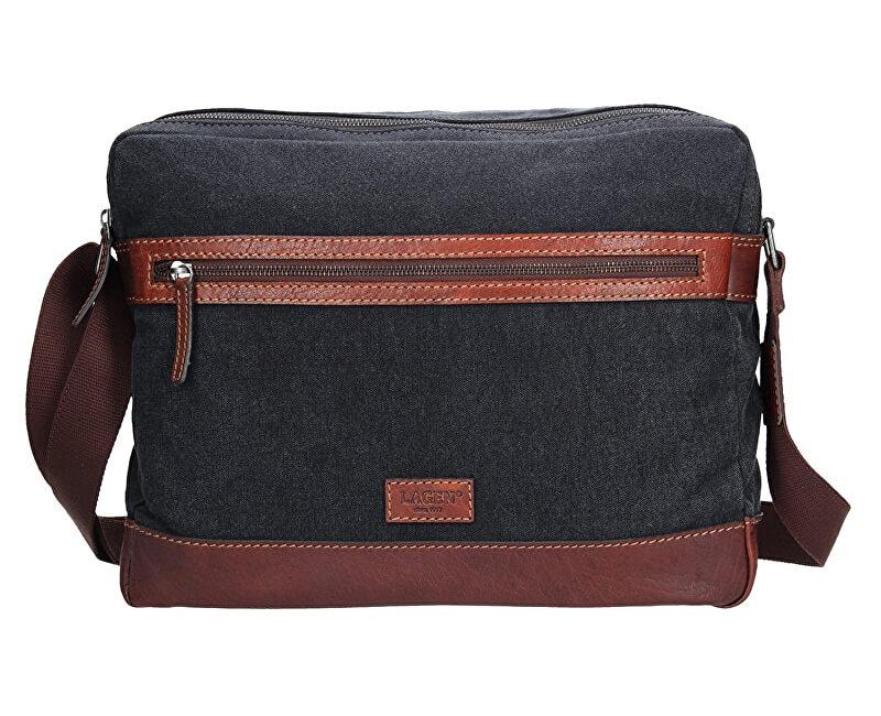 b3596178d0 Lagen Pánska taška cez rameno 22406 TAN Doprava ZDARMA