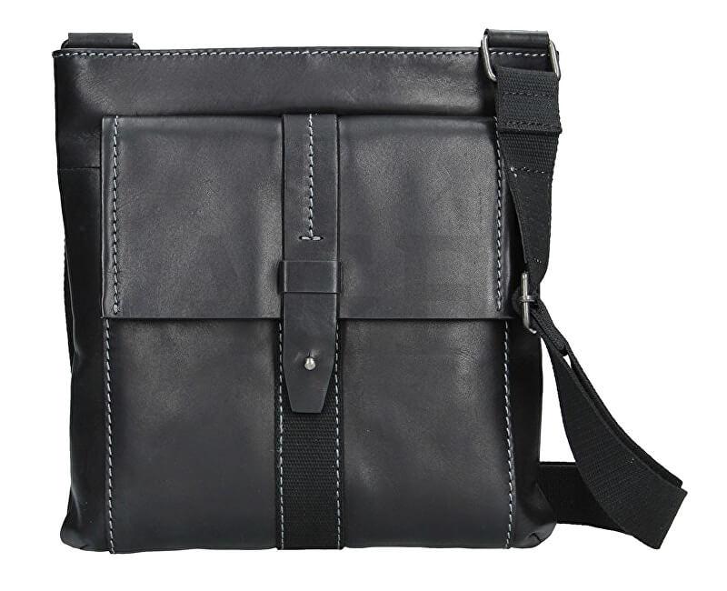 4ff28b9d87b78 Lagen Pánska taška cez rameno 22421 BLACK | Vivantis.sk - Od kabelky ...