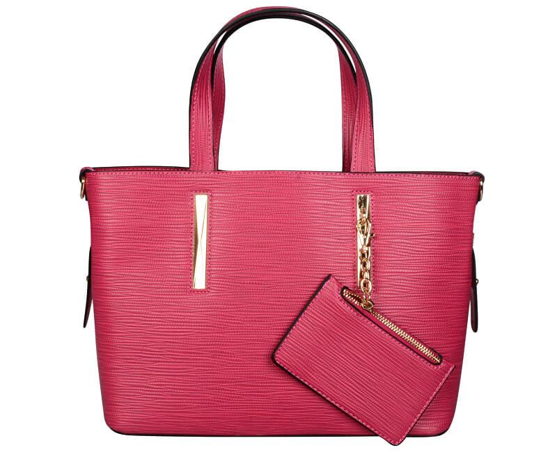 Lecharme Elegantní kabelka 1049 Rose