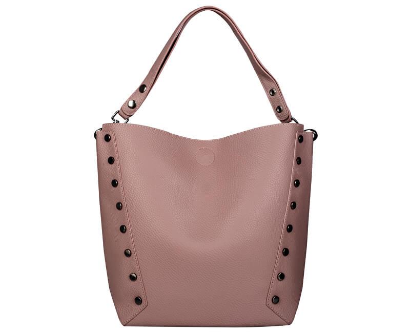 Lecharme Elegantní kabelka 1644 Pink