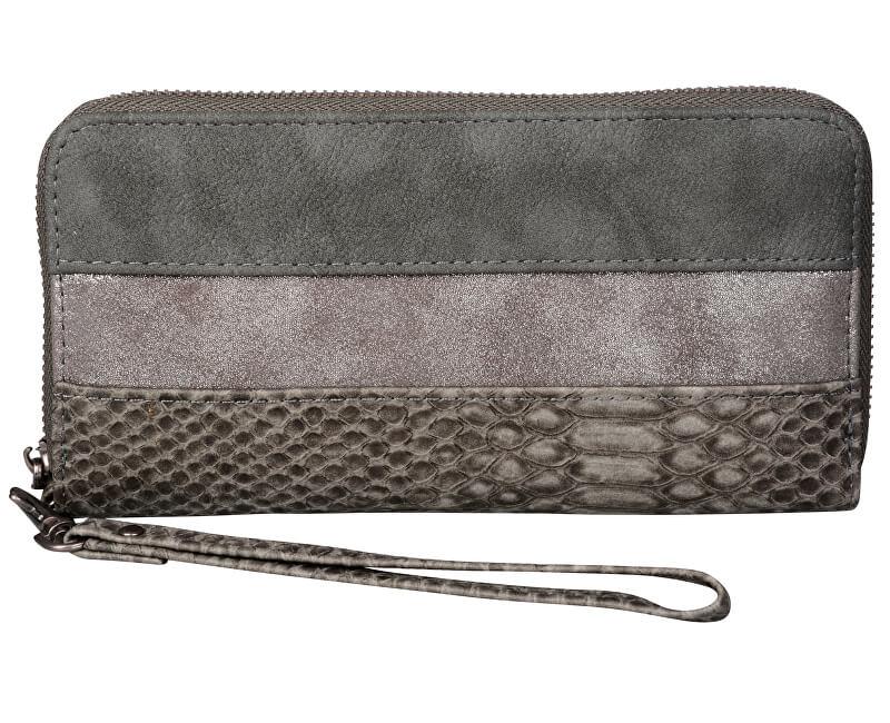 Lecharme Elegantní peněženka 32001150 Grey