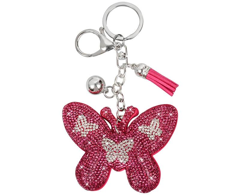 Lecharme Roz fluture pandantiv 22500182