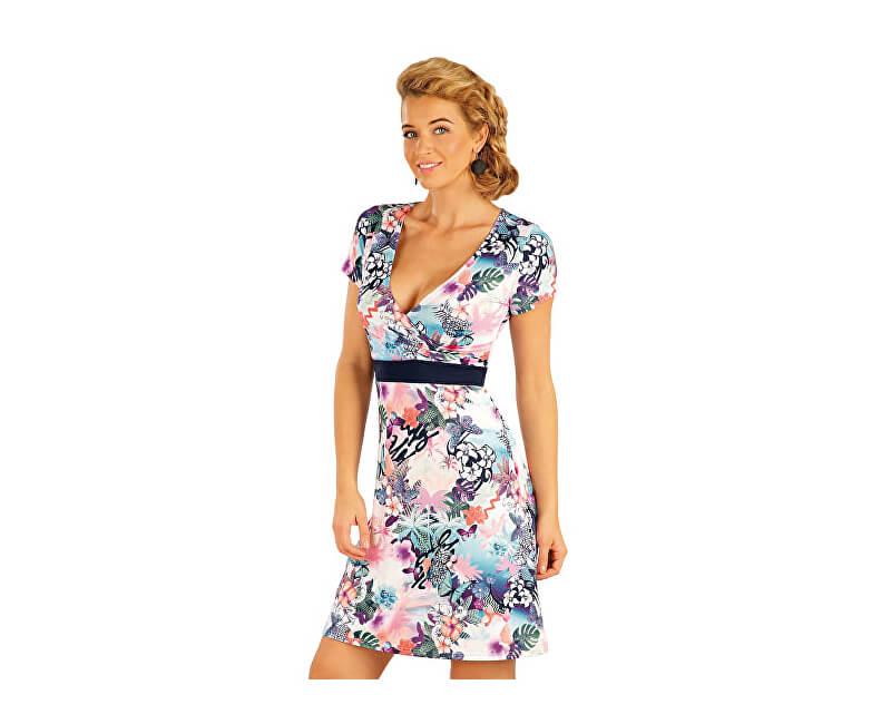 8d549bd85eca Litex Dámske šaty s krátkym rukávom 93498