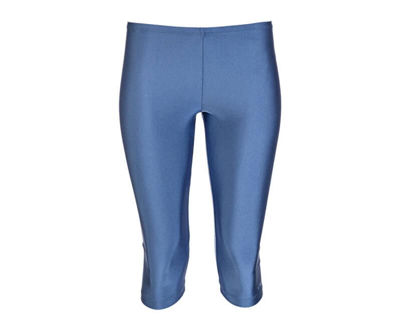 128f80f478a5 Litex Legíny dámske športové v 3 4 dĺžke 50329 grey- blue