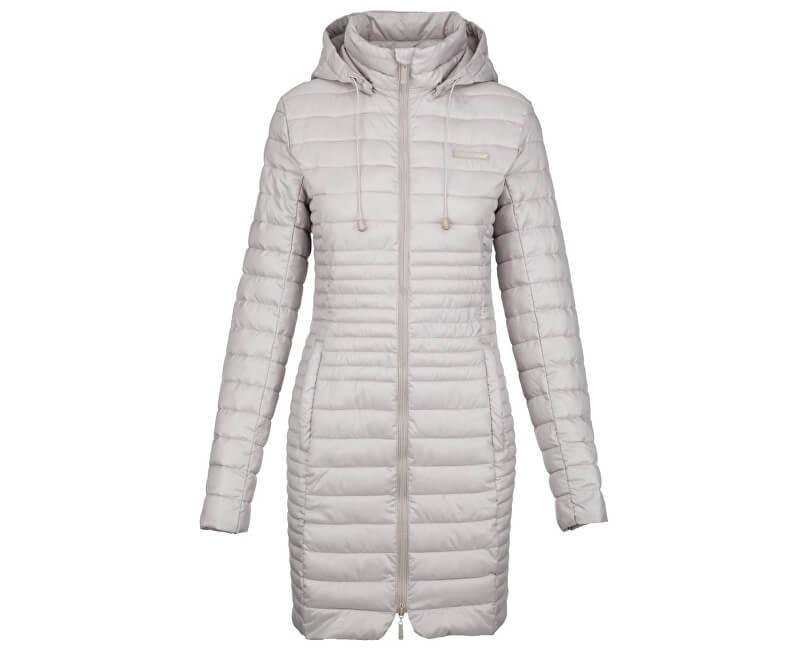 f9153245b81f LOAP Dámsky kabát Jomana Chat Gray CLW18109-T90T Doprava ZDARMA ...