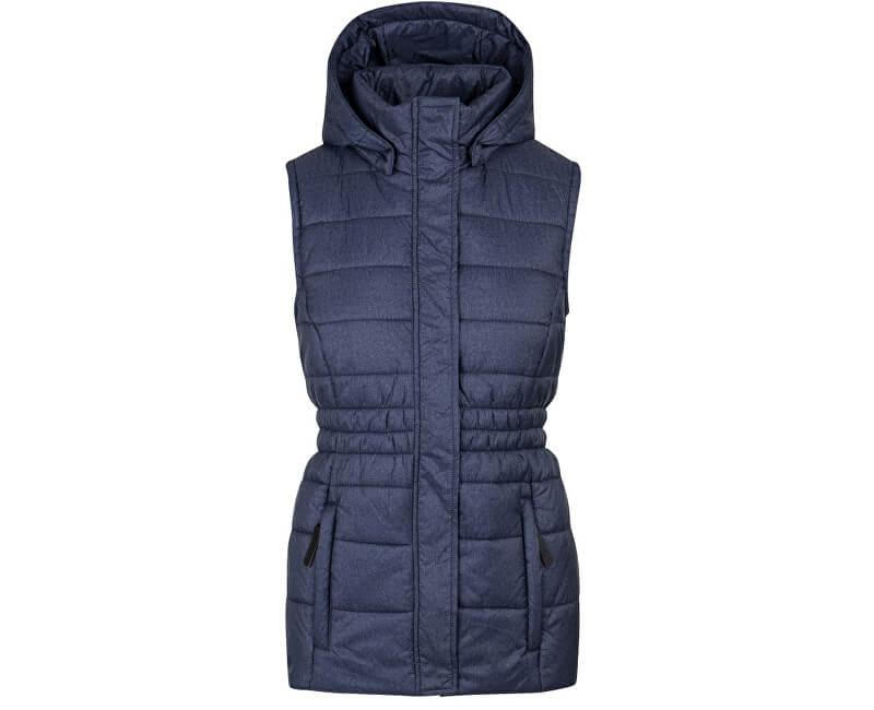 LOAP Dámska športová vesta Tanya Majoly Blue modrá CLW1779-L43X