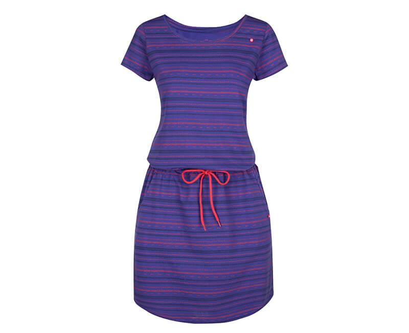 6378af4c651 LOAP Dámské šaty Alecia Rl Blue CLW1834-M33X ...