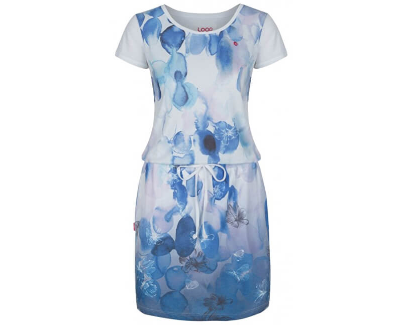 LOAP Dámske šaty Alkyra CLW1964-A14A