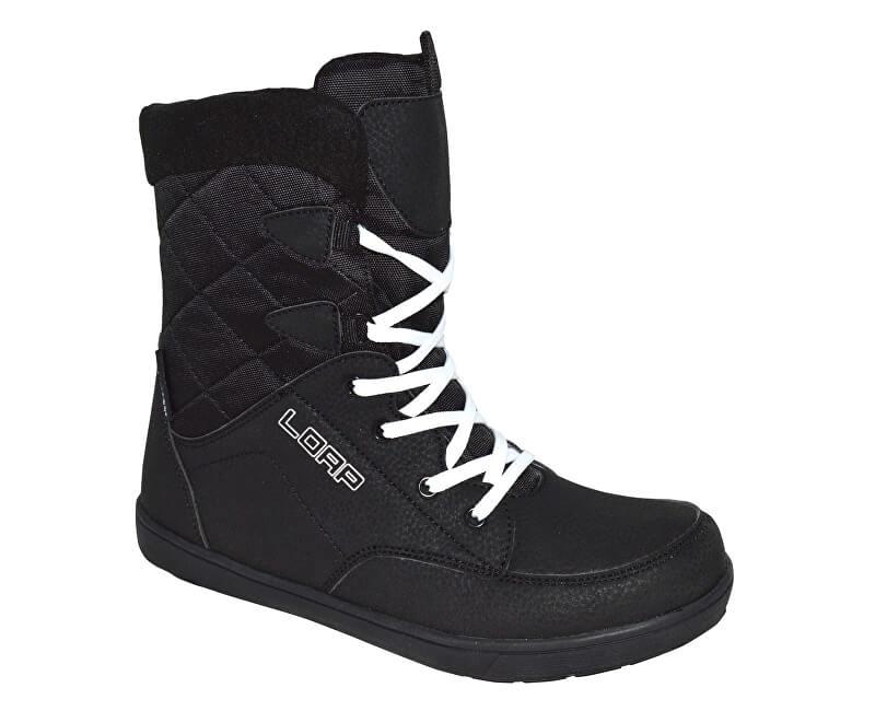 98c750d149 LOAP Dámské zimní boty Portico black bl.de blanc SBL1626-V11A Výprodej