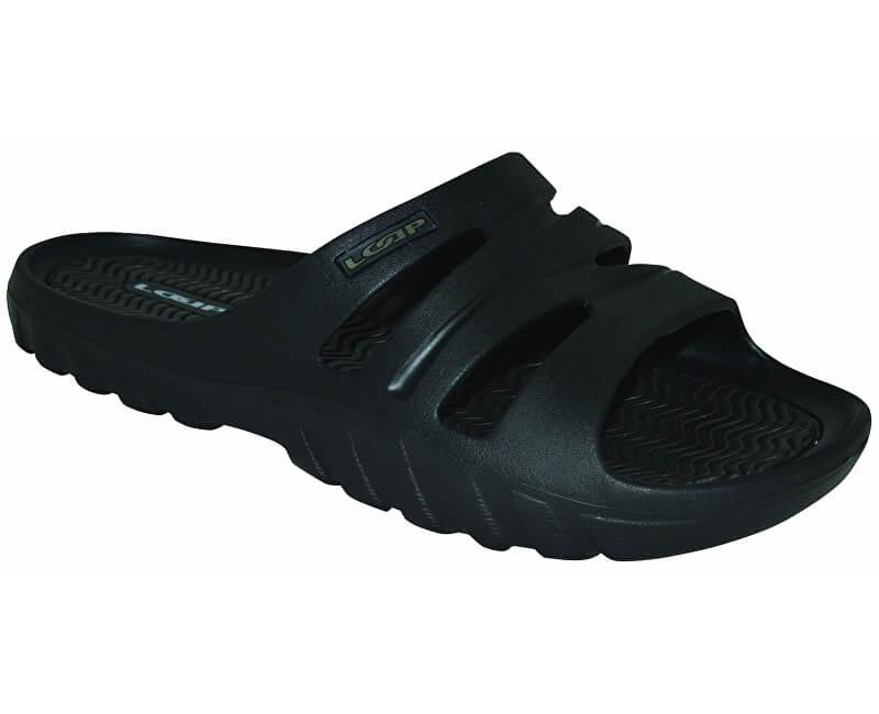 LOAP Pánské pantofle Stass Black SSM1851-V11V
