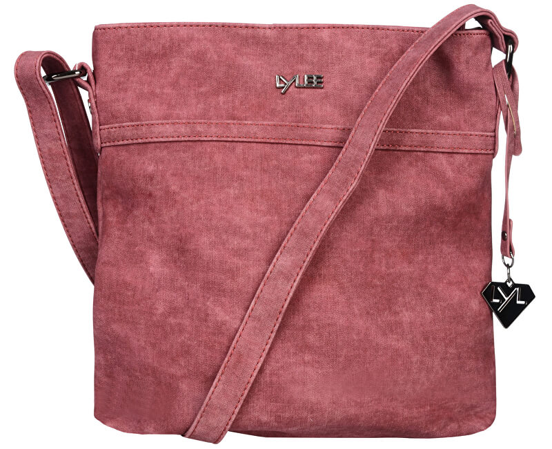 LYLEE Geantă crossbody vișinie April Crossover Bag Bordeaux