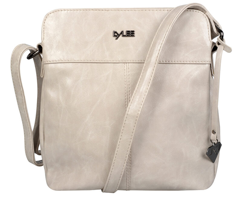LYLEE Elegantní kabelka Connie Cream