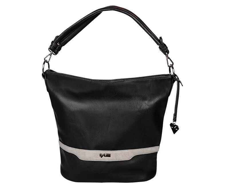 LYLEE Elegant Denise Black / Grey Bag