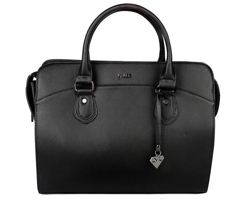 LYLEE Elegantní kabelka Erin Black