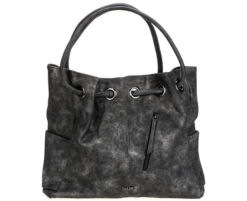 LYLEE Elegantní kabelka Fay Shopping Bag Grey