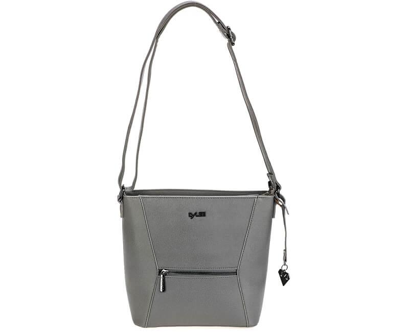 LYLEE Elegantní kabelka Frankie Crossover Bag Grey