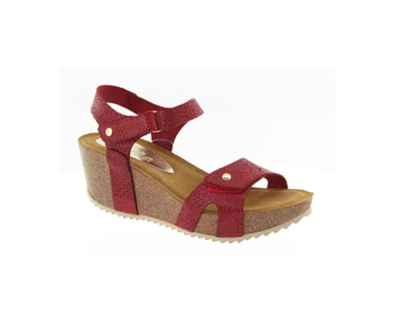 97ff3364737e Marila Dámske sandále 5106G   B1-6 Grab. 162 Rojo Doprava ZDARMA ...
