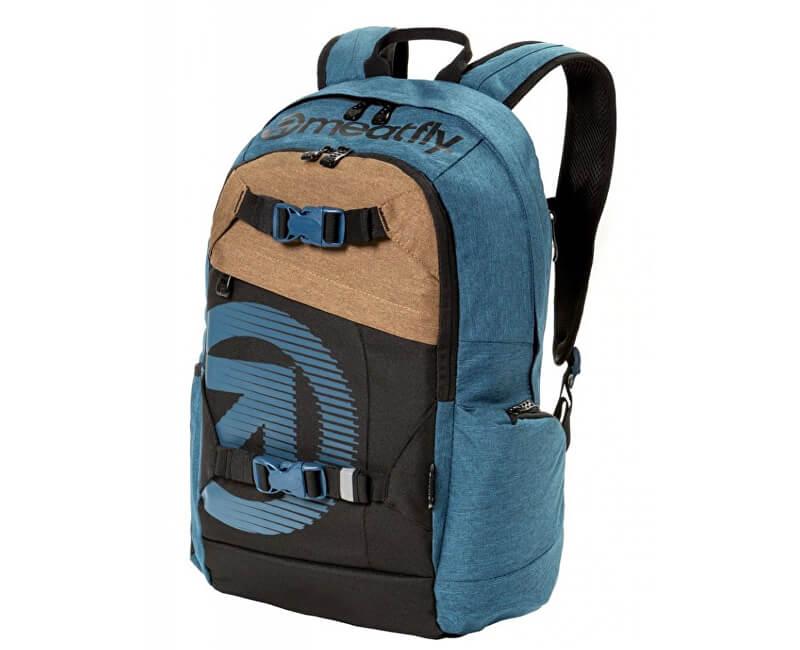 f730580467 Meatfly Batoh Base jumper 4 Backpack A- Heather Petrol