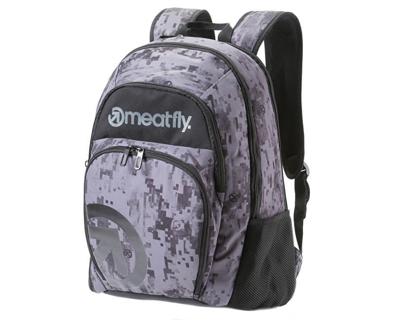 Meatfly Batoh Vault Backpack A - Binary Camo Print