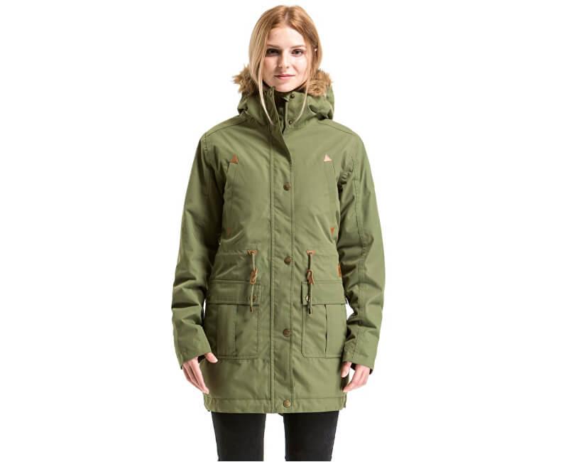 Meatfly Dámská zimní bunda Rainy 2 Jacket D - Olive