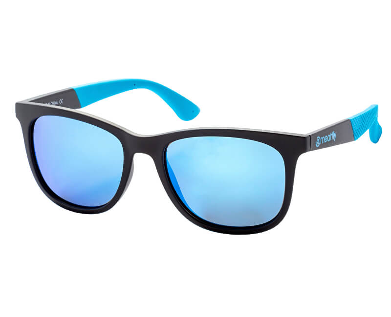 Meatfly Polarizačné okuliare Clutch 2 B-Black, Blue