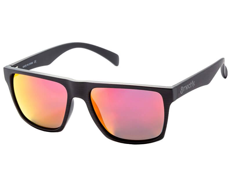 Meatfly Polarizačné okuliare Trigger 2 C-Wood, Red