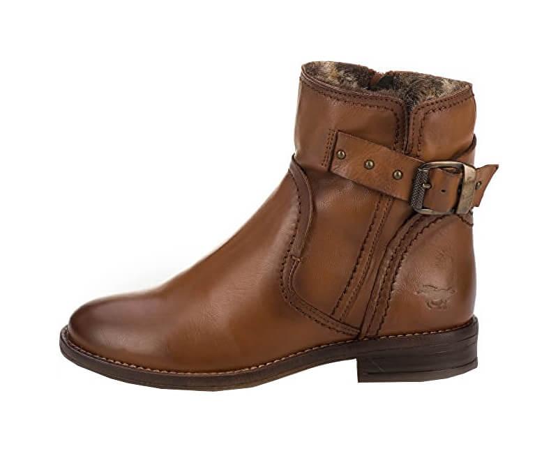 Mustang Dámské kotníkové boty 2872601-301 Kastanie Doprava ZDARMA ... 9082070444