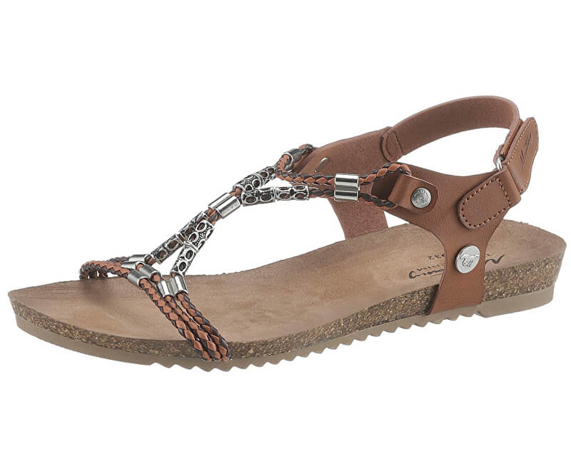 Mustang Sandale pentru femei 1307805-3 Braun