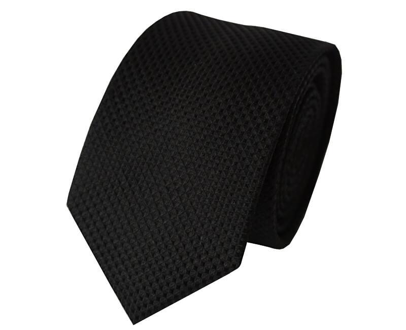 N.Ties Hedvábná cravată KRHZAKU010