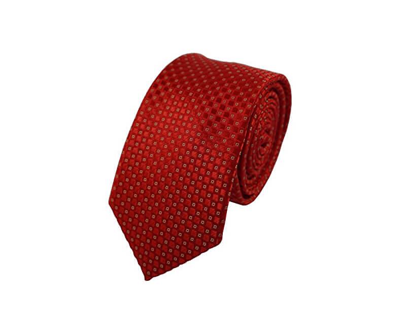 89ab9d7a7d N.Ties A KRMZAK mikroszálas nyakkendő piros | Vivantis.hu - A ...