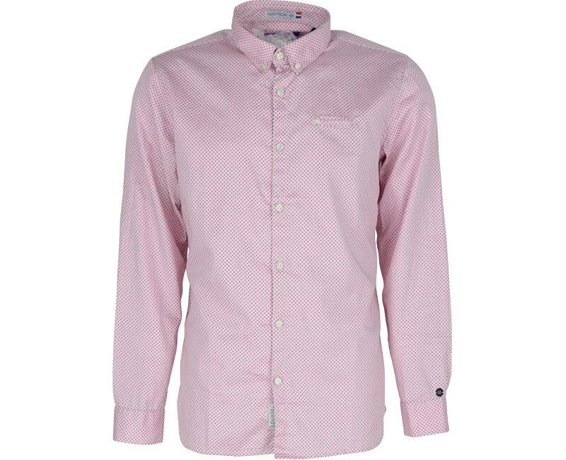 bd86b3fb0 Noize Pánska košeľa Bright Pink 4446105-00 | Vivantis.sk - Od ...