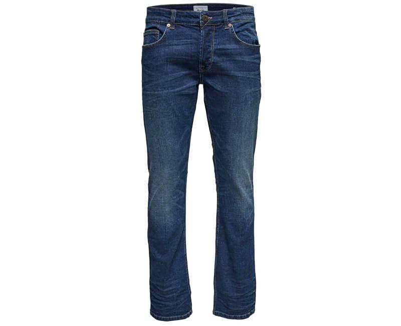 ONLY&SONS Pánské džíny Weave Dark Denim PK 0905 34