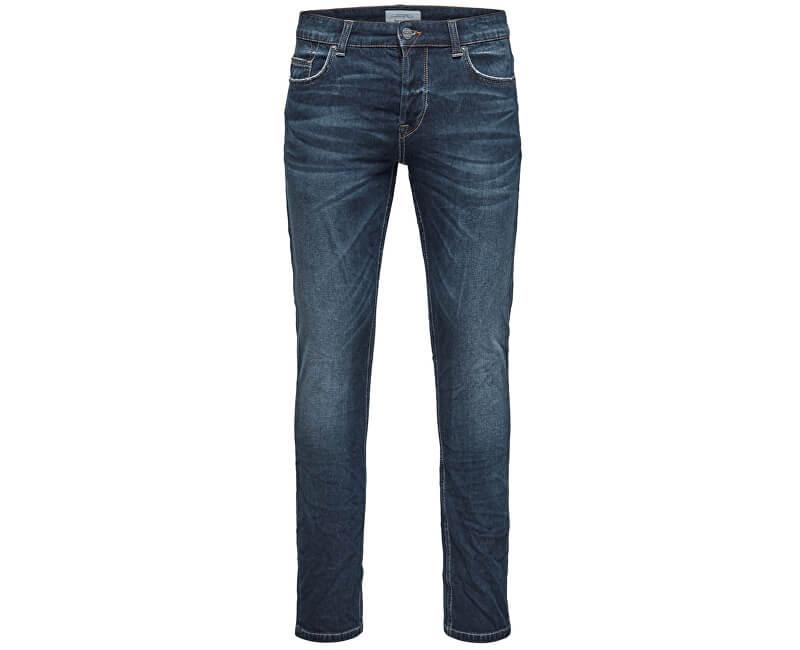 ONLY&SONS Pánske nohavice Loom Blue Pk 3088 Blue Denim
