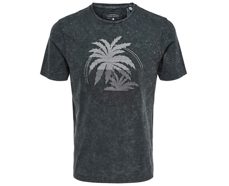ONLY&SONS Pánske tričko Patrik Slim Tee Eq 3112 Phantom