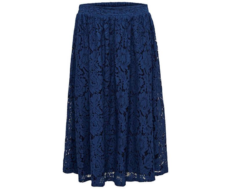 3264ea135 ONLY Dámska sukňa Skylar Midi Skirt Wvn Navy Peony | Vivantis.sk ...