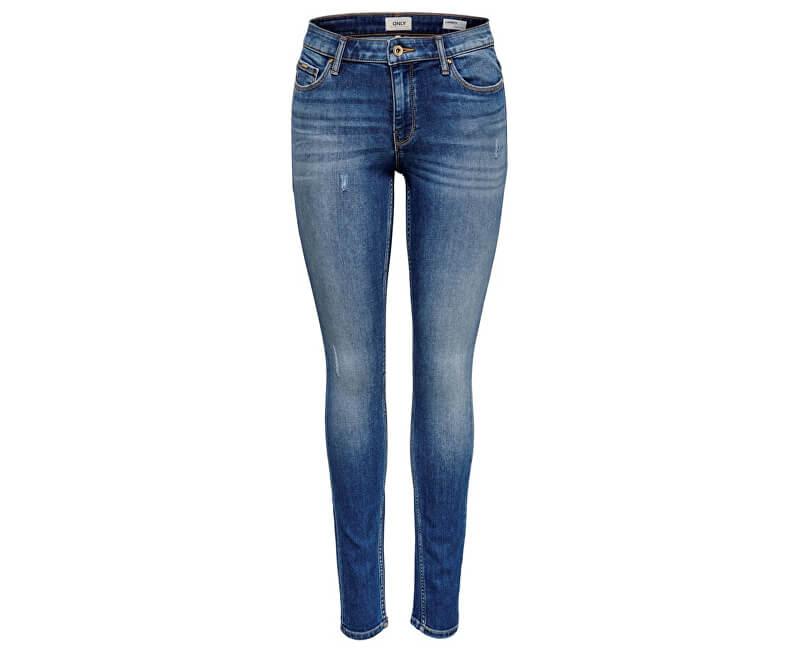 ONLY Jeans pentru femei ONLCARMEN REG SK JNSBB 5984 -16 NOOS Dark Blue Denim