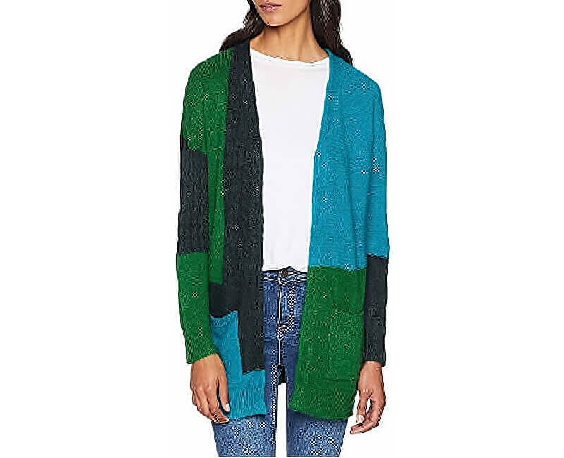 ONLY Dámsky kardigan Salvador L/S Long Cardigan KNT Green Gables