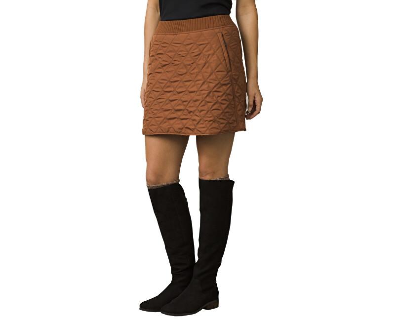 Prana Dámská sukně Diva Skirt Auburn