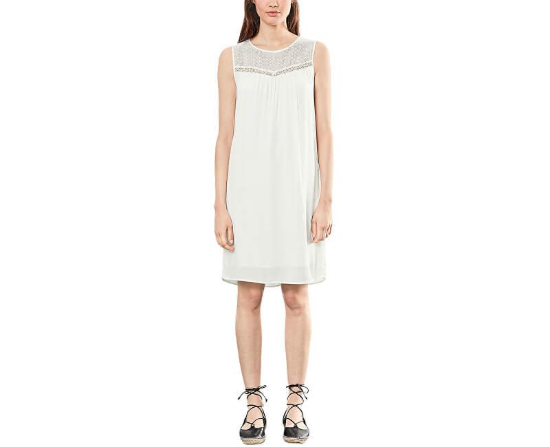 d7bf939fa10c Q S designed by Dámske krátke svetlé šaty. Kód produktu  mQS0041. Q S  designed by Dámske krátke svetlé šaty