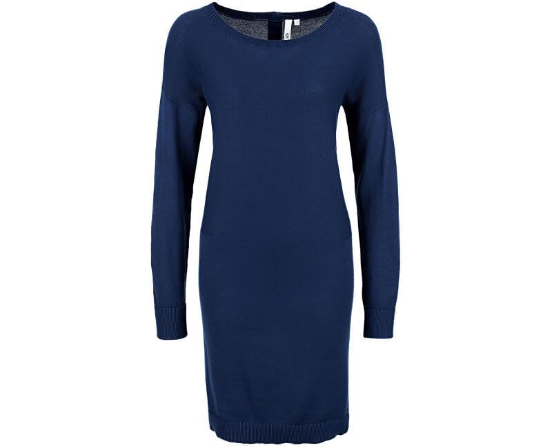 Q/S designed by Dámské šaty 41.709.82.2352.5699 Blue