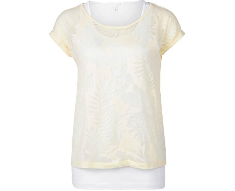Q/S designed by T-shirt pentru femei 41.705.32.4557.12A0