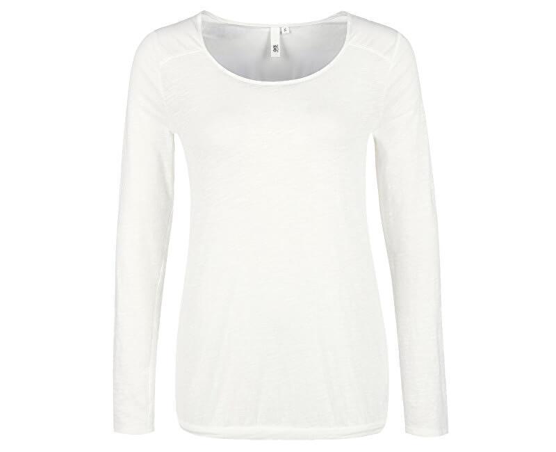 ca814ff17e Q/S designed by Női fehér pamut póló | Vivantis.hu - A pénztárcától ...