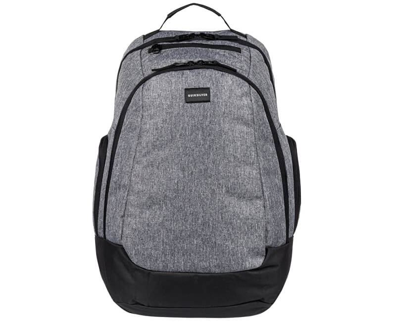 53157518bc Quiksilver Batoh 1969 Special Light Grey Heather EQYBP03470-SGRH ...