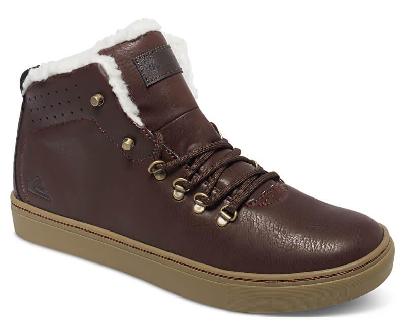 Quiksilver Boty Jax Brown/Brown/Brown AQYS100014-XCCC